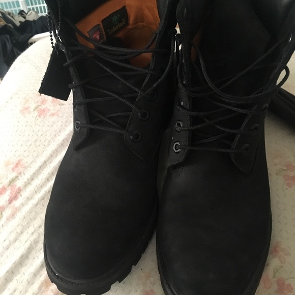 Bottes Timberland Noir Taille 10.5 Z0pXg